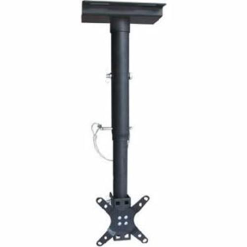HTI Ceiling Monitor Mount Fits 13 - 30 Monitors