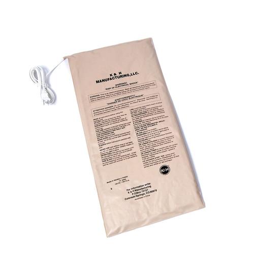 K&H Manufacturing Pet Bed Warmer Tan [Standard Packaging, Large]
