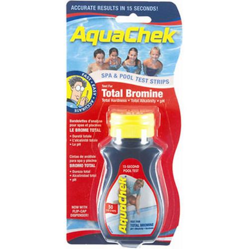 AquaChek 4-Way Bromine Test Strips, 2 pk./50 ct.