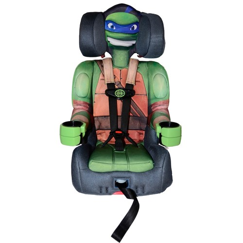 KidsEmbrace Friendship Combination Booster Car Seat - Teenage Mutant Ninja Turtles