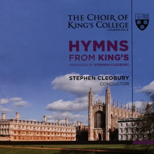 King's College Choir of Cambridge - Hymns from King's (CD)