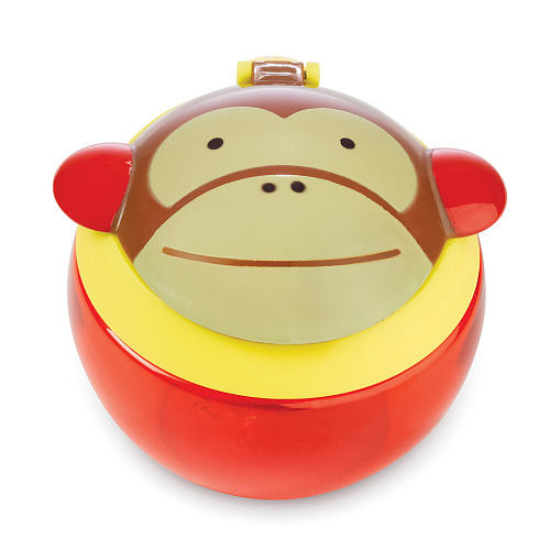 Skip Hop Zoo 24 Ounce Snack Cup - Marshall Monkey