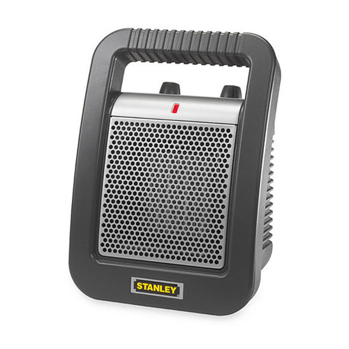 Lasko Stanley Ceramic Utility Heater w/Adjustable Thermostat