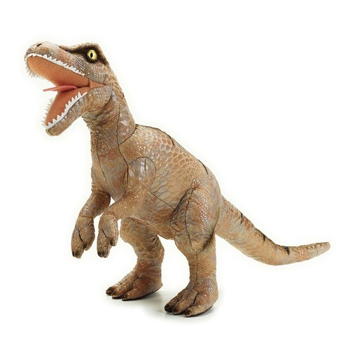 National Geographic Velociraptor Plush by Lelly