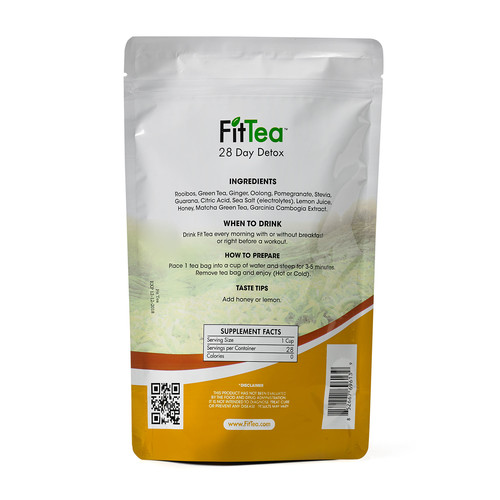 FitTea 28 Day Detox