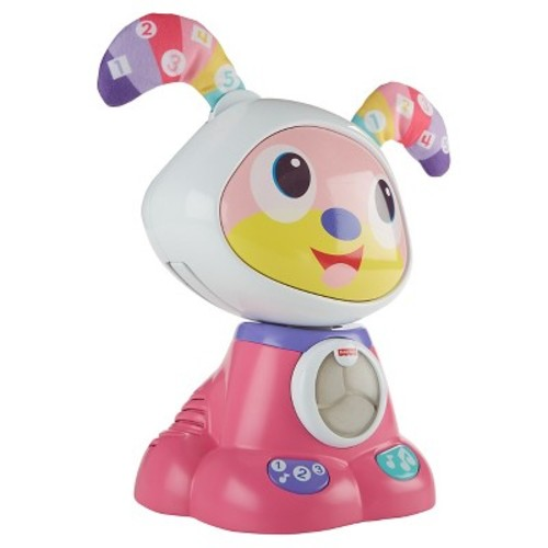Fisher-Price Dance & Move Beat Bow Wow - Pink
