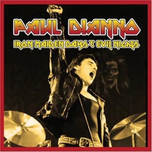 Iron Maiden Days & Evil Nights [CD]