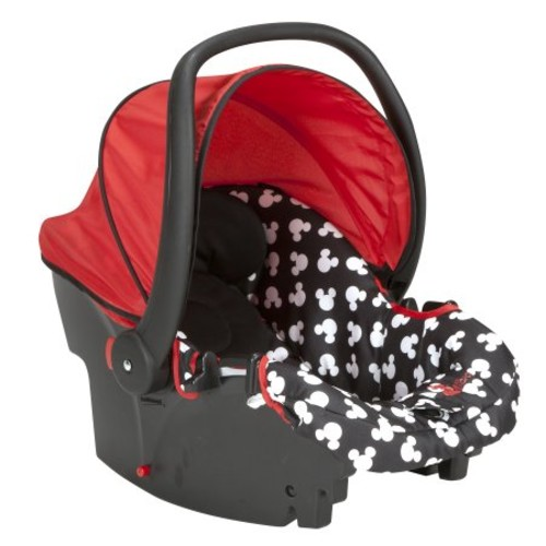 Disney Light 'N Comfy Luxe Infant Car Seat, Choose Your Pattern