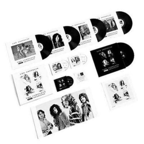 Led Zeppelin - Complete Bbc Sessions (CD)