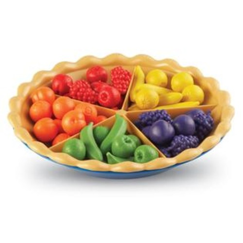 Learning Resources Super Sorting Pie Activity Set