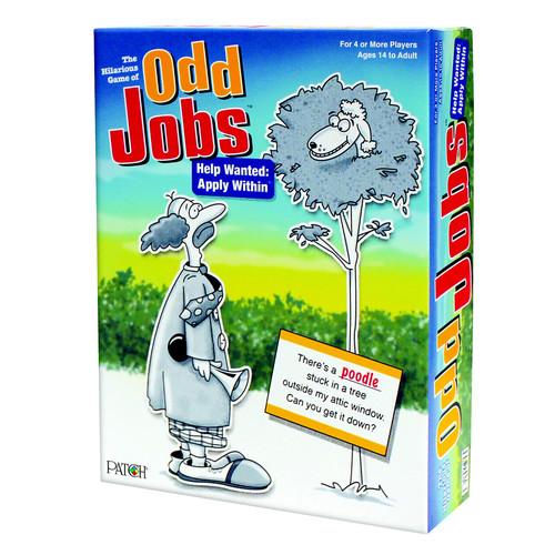 PlayMonster Odd Jobs Game