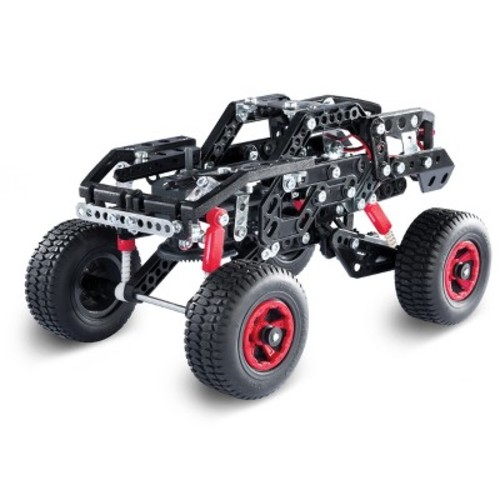 Meccano Erector - Off-Road Racer 25-in-1 Motorized Building Set