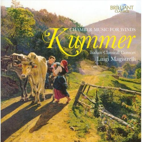 Chamber Music For Winds - CD