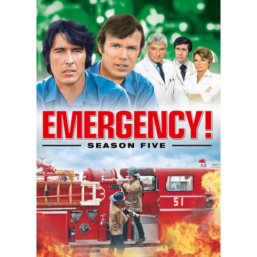 Emergency!: Season Five [DVD]