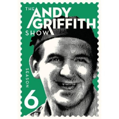 The Andy Griffith Show: The Complete Sixth Season [5 Discs] [DVD]