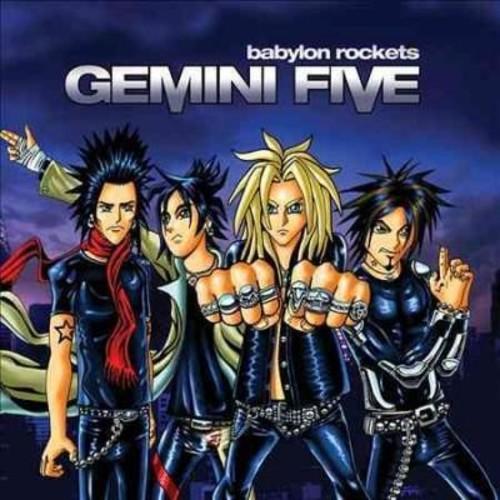 Gemini Five - Babylon Rockets
