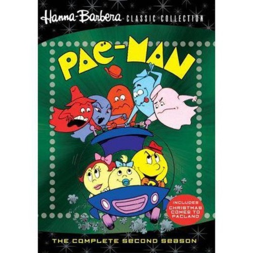 Pac-Man: The Complete Second Season [DVD]