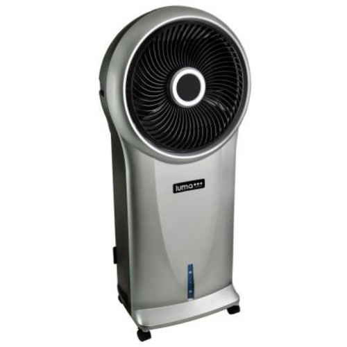 Luma Comfort 500 CFM 3-Speed Portable Evaporative Cooler for 250 sq. ft.