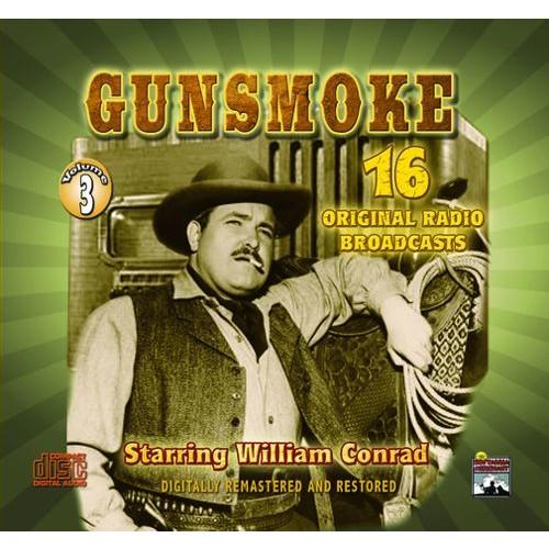Gunsmoke, Vol. 3 [CD]
