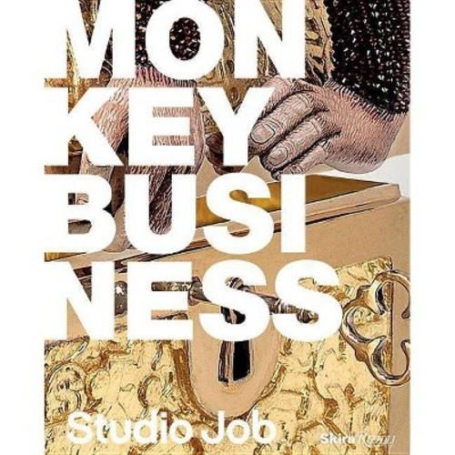 Studio Job: Monkey Business (Hardcover)