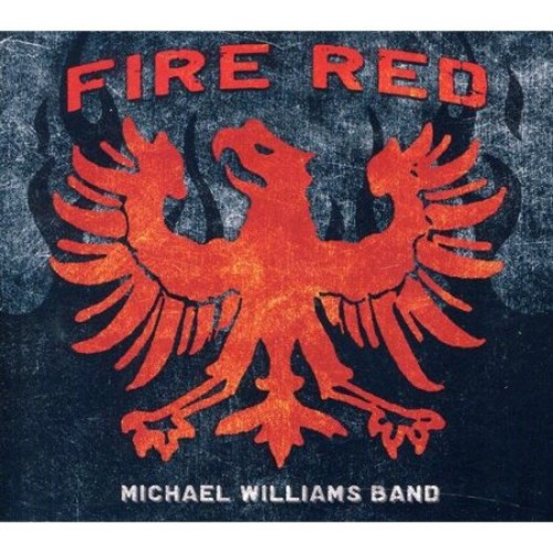 Fire Red [CD]