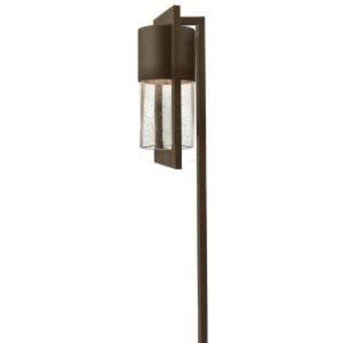 Hinkley Lighting Low-Voltage 18-Watt Buckeye Bronze Dwell Path Light