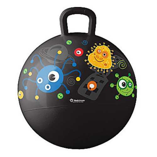 Playground Balls 18 In Hopper Monsters