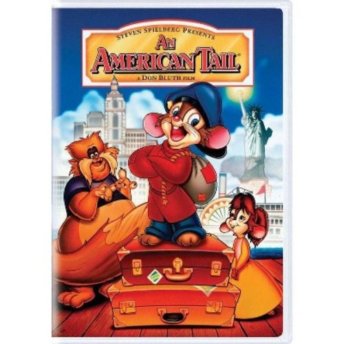 American tail (DVD)