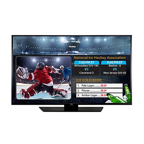 LG LED TV Tuner Built-In Digital Signage, 65LX540S 65