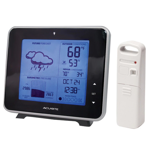 AcuRite Digital Wireless Weather Forecaster with Backlight
