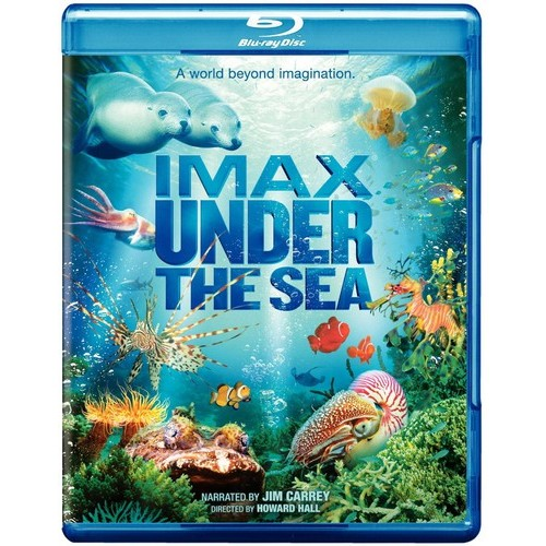 IMAX: Under the Sea (Blu-ray + Digital Copy)