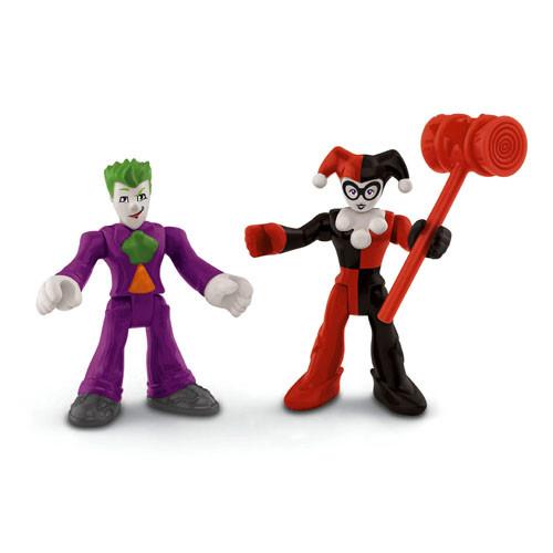 Imaginext DC Super Friends The Joker & Harley Quinn