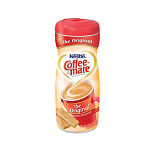 Nestle Coffee-mate Powdered Creamer Canister, Original, 11 Oz