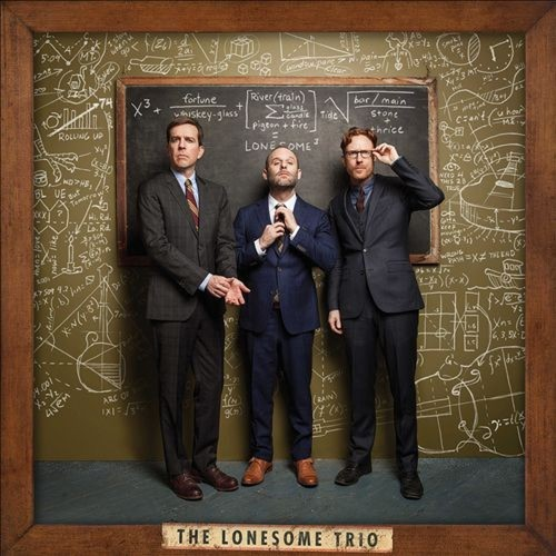The Lonesome Trio [CD]