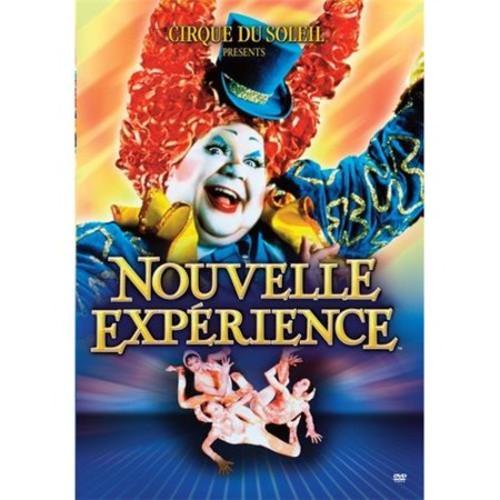 Cirque Du Soleil: Nouvelle Experience (DVD)
