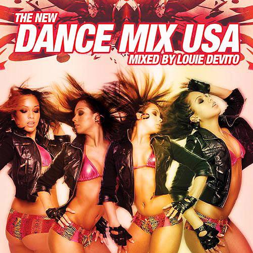 The New Dance Mix USA [CD]