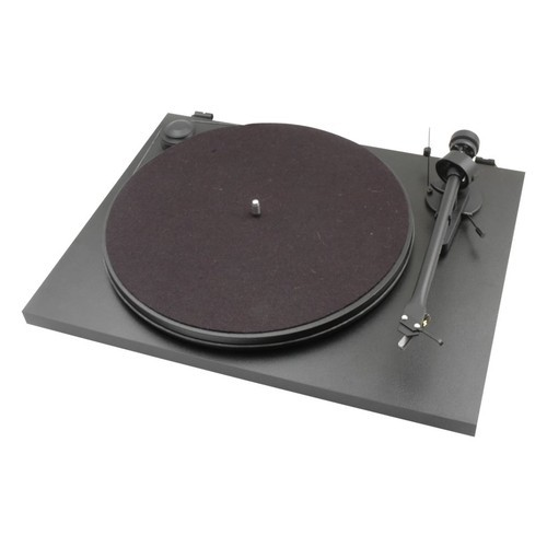 Pro-Ject - Essential Stereo Turntable - Black