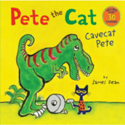 Cavecat Pete (Pete the Cat Series)