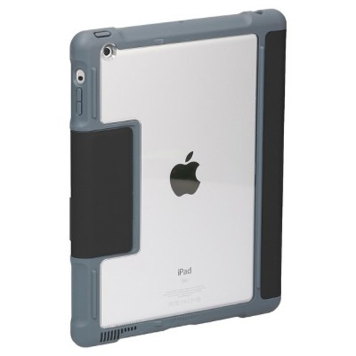 STM Bags - dux Carrying Case for Apple iPad 2, iPad 3rd Generation and iPad with Retina - Black