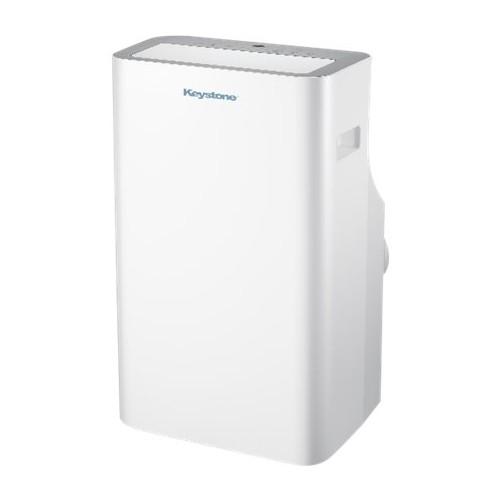Keystone - 12,000 BTU Portable Air Conditioner - White