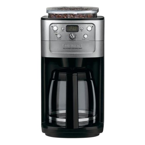 Cuisinart Grind and Brew 12-Cup Coffee Maker