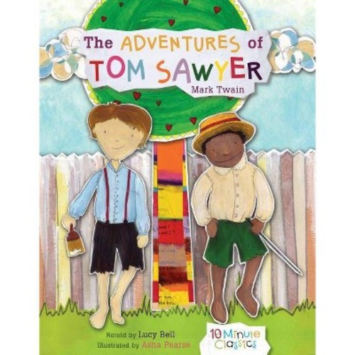 Adventures of Tom Sawyer (School And Library) (Mark Twain)