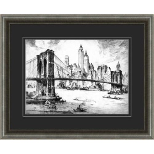 York Etching Framed Art, 32
