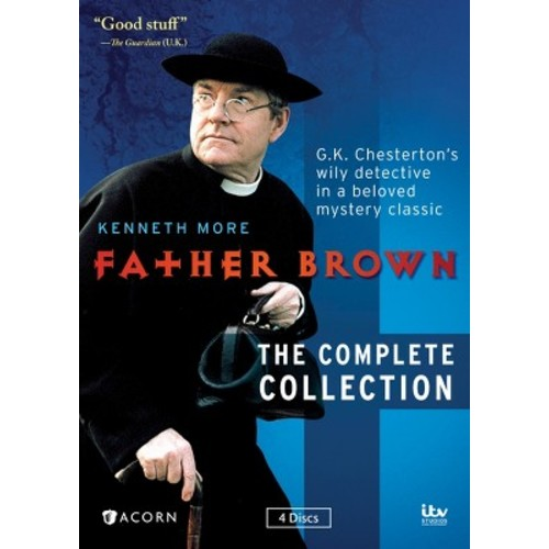 Father Brown: The Complete Collection [4 Discs] [DVD]