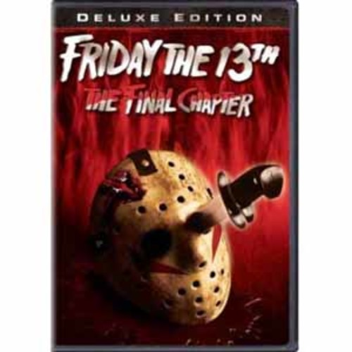 Friday the 13th: The Final Chapter [DVD]