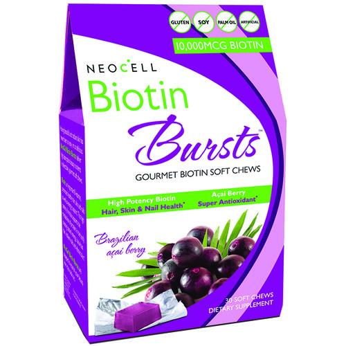 NEOCELL Biotin Bursts Soft Chews