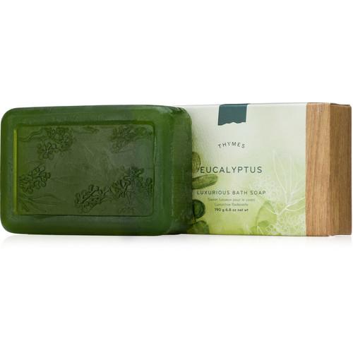 Eucalyptus Luxurious Bar Soap