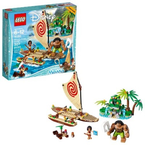 LEGO Disney Princess Moana's Ocean Voyage 41150 Disney Moana Toy