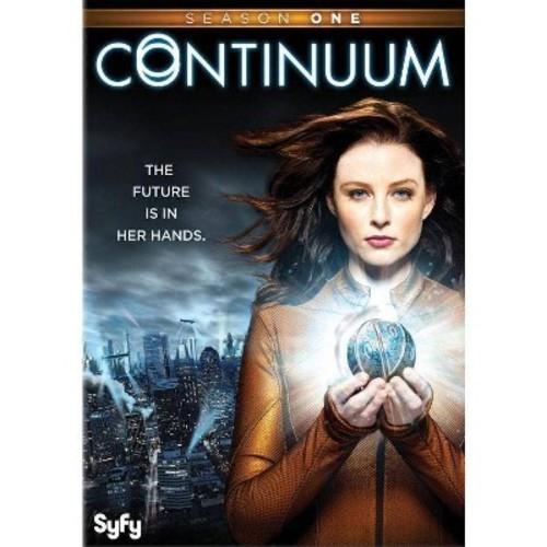 Continuum: Season One [2 Discs]
