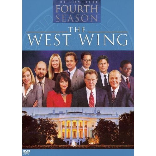 West Wing-Complete 4th Season